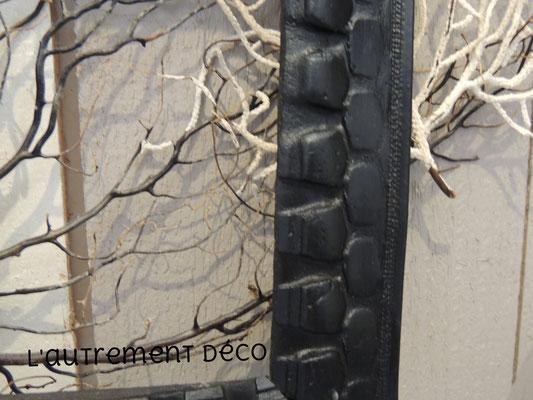 cadres en pneu