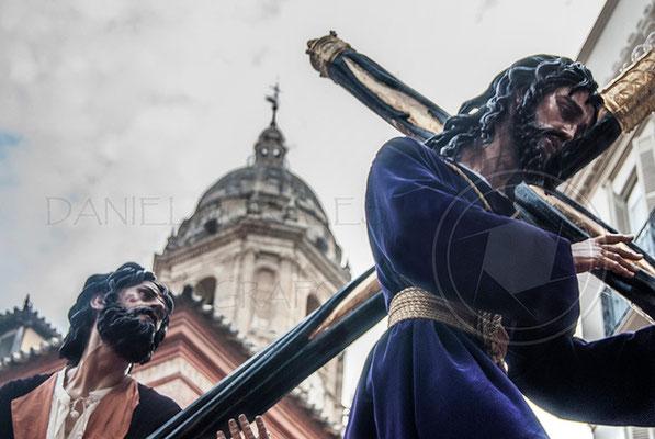 Nuestro Padre Jesús de la Pasión Málaga - Cofradía de la Pasión