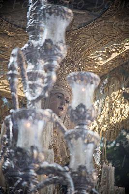 María Santísima Reina de los Cielos Málaga - Agrupación de Cofradías