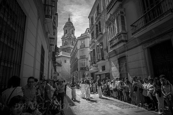 María Santísima de Lágrimas y Favores Málaga - Cofradía Fusionadas