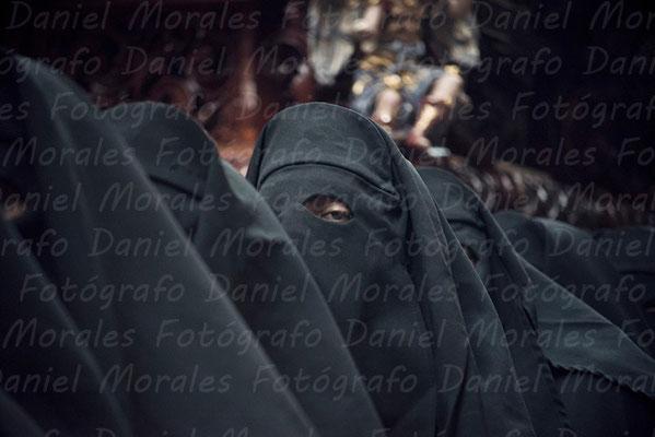 Nuestra Señora de los Dolores en su Amparo y Misericordia Málaga - Cofradía de la Santa Cruz