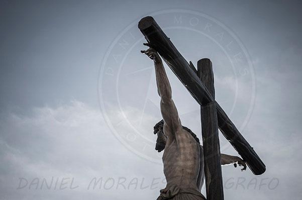 Santísimo Cristo de La Esperanza en su Gran Amor Málaga - Cofradía de la Salud