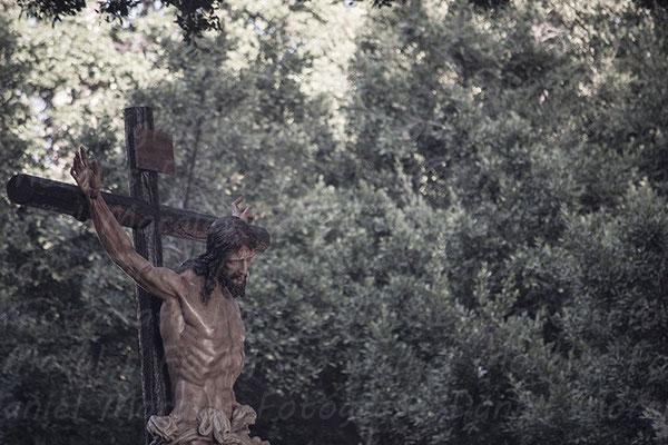 Santísimo Cristo de La Crucifixión Málaga - Cofradía de la Crucifixión