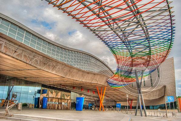 Palacio de Feria y Congresos de Málaga