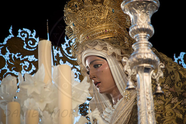 María Santísima de la Salud Málaga - Cofradía de la Salud