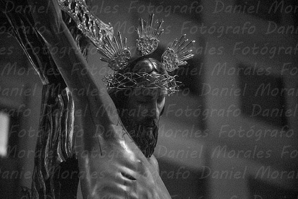 Santísimo Cristo de la Vera+Cruz Málaga - Cofradía de Fusionadas
