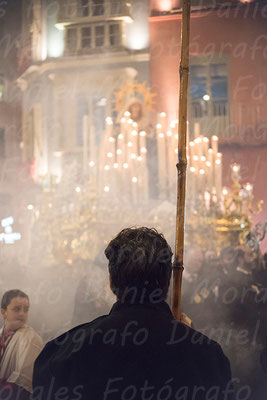 Nuestra Señora del Traspaso y Soledad Málaga - Cofradía de Viñeros