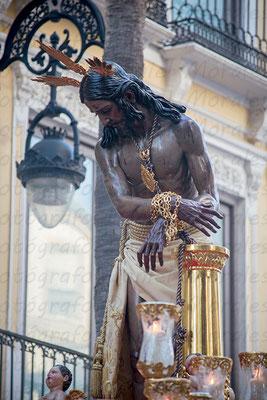 Jesús de la Columna Málaga - Cofradía de los Gitanos