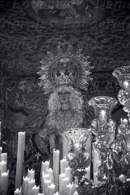 María Santísima de la Esperanza Málaga - Cofradía de la Esperanza