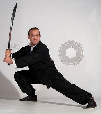 Book fotográfico Wushu artes marciales chinas