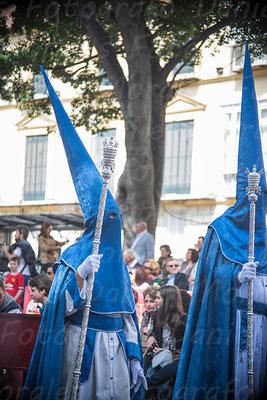 Cofradía del Huerto Málaga - Agrupación de Cofradías