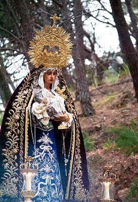 Santa María del Monte Calvario Málaga - Cofradía del Monte Calvario