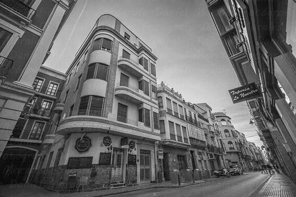 Calle Álamos - Encargo Administraciones Rivas Padilla