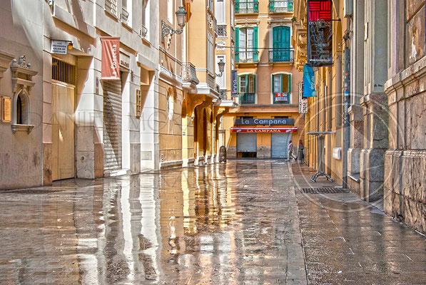 Calle Echegaray Málaga