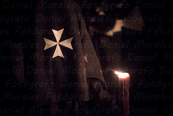 Santísimo Cristo de Ánimas de Ciegos Málaga - Cofradía de las Fusionadas