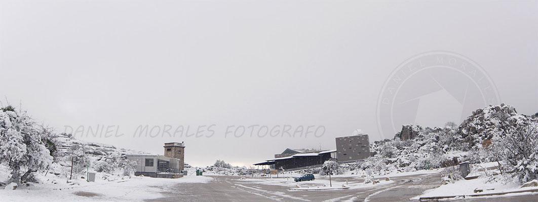 Torcal de Antequera nevado - Antequera - Málaga