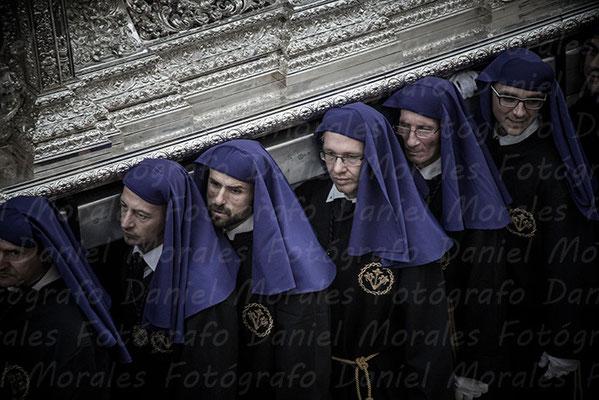 María Santísima del Mayor Dolor en su Soledad Málaga - Cofradía de la Crucifixión