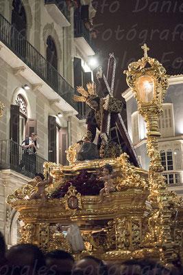 Jesús de la Misericordia Málaga - Cofradía de la Misericordia