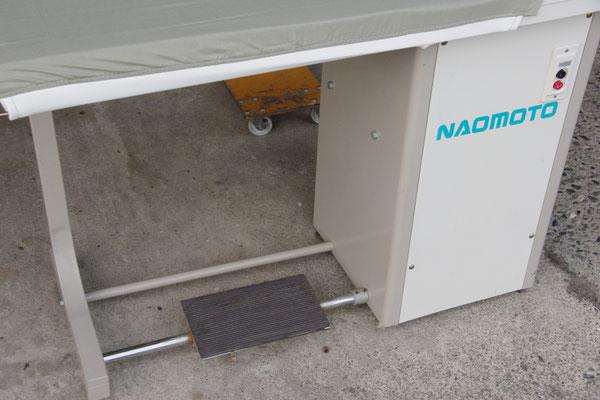 NAOMOTO FB-85W 中古バキューム台 中古仕上げ台