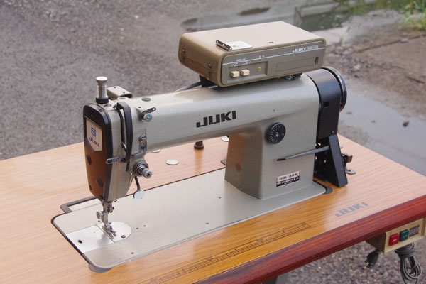 JUKI DDL-505 中古 工業用ミシン 本縫い自動糸切りミシン