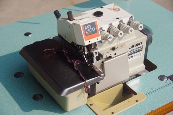 JUKI MO-2316 中古 工業用ミシン インターロックミシン