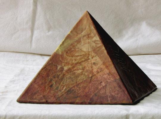 carton, acrylique - base 20 x20
