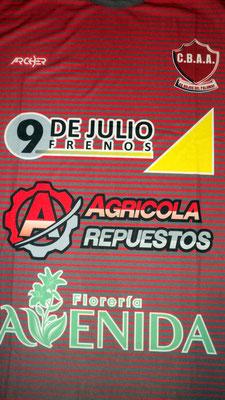 club y biblioteca Agustin Alvarez - Nueve de Julio - Buenos Aires.