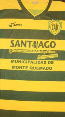 Atlético Belgrano - Monte Quemado - Santiago del Estero -