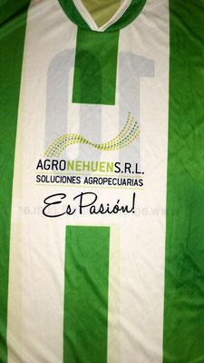 Deportivo y Social Aguas Buenas - Coronel Hilario Lagos - La Pampa.