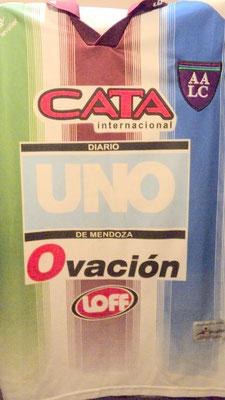 Asociación Atlética Lujan de Cuyo - Lujan de Cuyo - Mendoza.