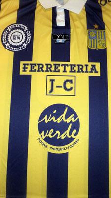 Social y Deportivo Central Ballester - Villa Ballester - Buenos Aires.