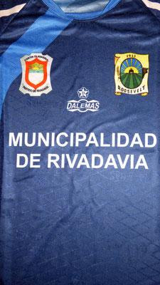 Club Unión. -Fortín Olavarría/Roosevelt - Buenos Aires.