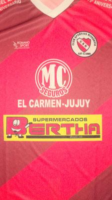 Atlético Rivadavia - El Carmen - Jujuy.