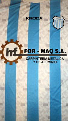 Club de Fútbol General San Martin - La Paz - Mendoza.