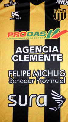 Central Argentino Olímpico - Ceres - Santa Fe.