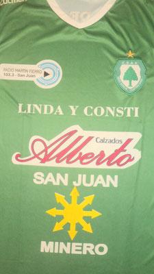 Sportivo Árbol Verde - Concepción - San Juan
