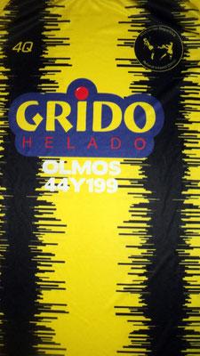Asociación  deportiva Peñarol Infantil Olmos. Lisandro Olmos - Buenos Aires.