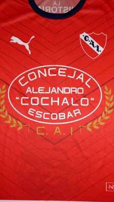 Club Atlético Independencia - Humahuaca - Jujuy.