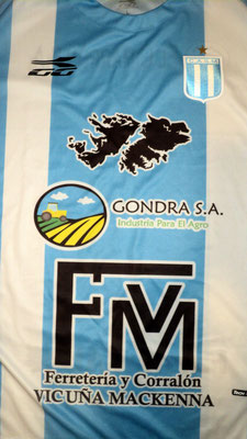 Atlético San Martin - Vicuña Mackenna - Cordoba.