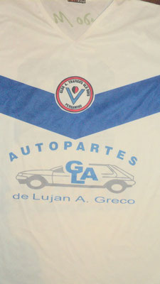 Atlético Trafico's Old Boys - Pergamino - Buenos Aires.