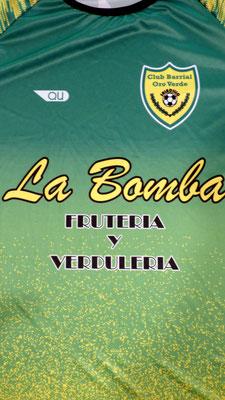 Club Barrial Oro Verde - Saladillo - Buenos Aires.