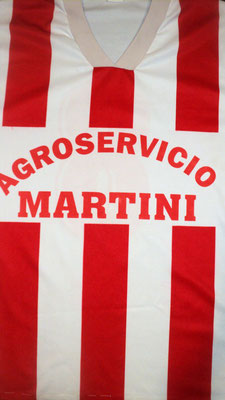 Martini Foot Ball Club - Embajador Martini - La Pampa.
