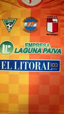 Deportivo,social y cultural General San Martin - Monte Vera - Santa Fe.