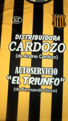 Atlético Weisburd - Weisburd - Santiago del Estero.