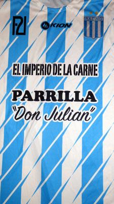 Club Racing Club - Teodelina - Santa Fe.