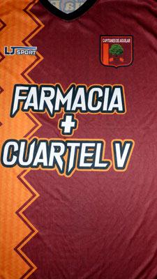 Club Capitanes de Aguilar - Cuartel V,Moreno - Buenos Aires.