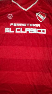 Independiente Fútbol Club - Castelli - Buenos Aires.