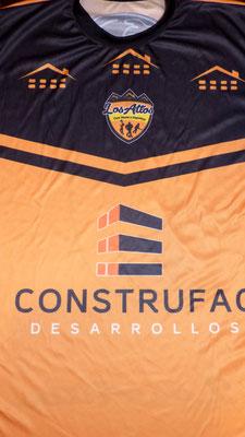 Club Social y deportivo Los Altos - Pablo Podesta - Buenos Aires.
