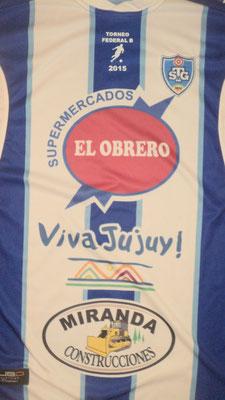 Sociedad de Tiro y Gimnasia - San Pedro - Jujuy