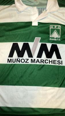 Avenida Fútbol Club - Villa Angela - Chaco.
